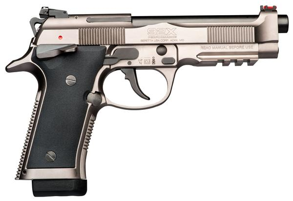 Beretta 92X Performance 9mm 15+1 Gray