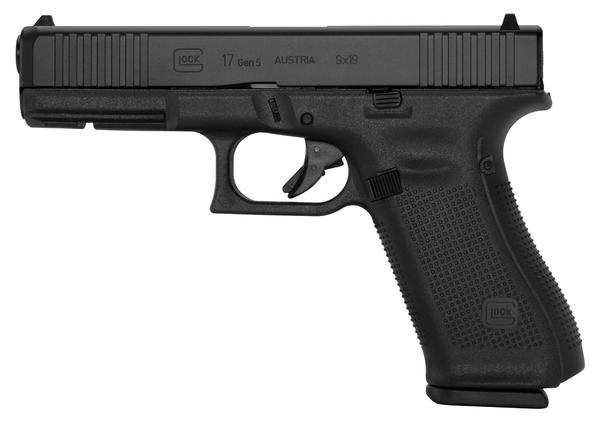 Glock 17 Gen5 9mm 17+1