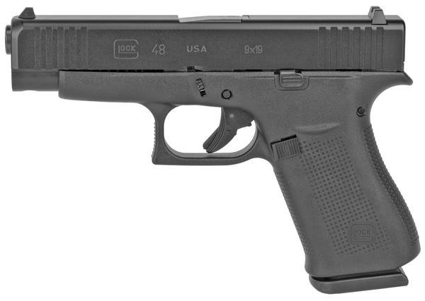 Glock G48 9mm 10+1 Black