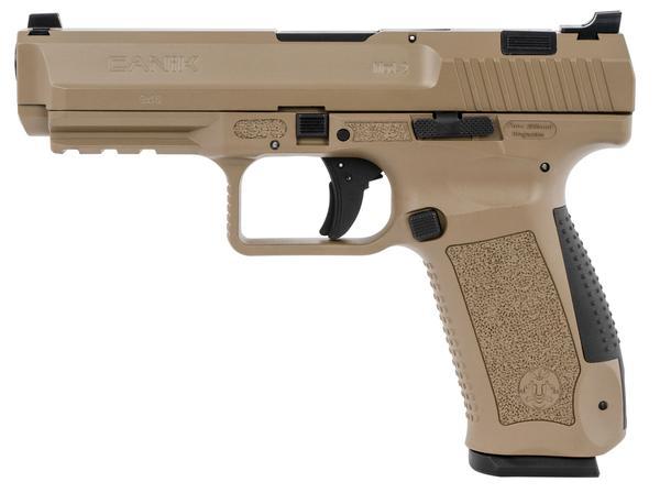 Canik TP9SA Mod 2 9mm 18+1 Desert Tan