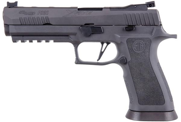 Sig Sauer P320 X-Five Legion 9mm 17+1 Legion Gray