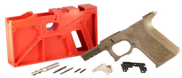 Polymer80 G17 Gen3 Frame Kit FDE