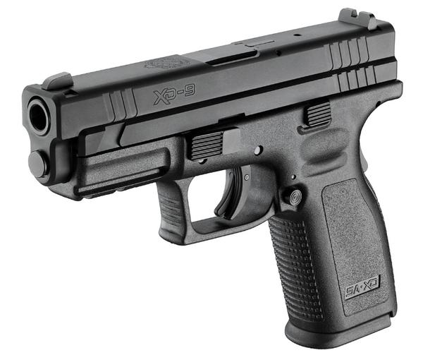 SPRINGFIELD XD DEFENDER SERIES 9MM