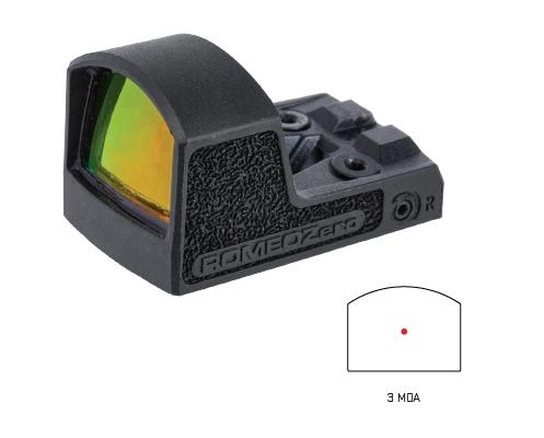 Sig Sauer RomeoZero Reflex Sight 3 MOA Dot