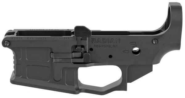 radian weapons ax556 ar15 stripped billet lower