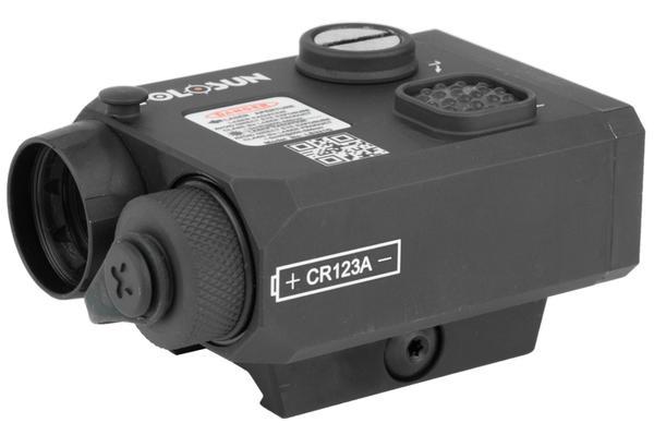 Holosun LS321G-IR Compact Green Laser and IR Illuminator