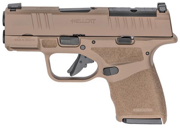 Springfield Armory Hellcat Optics Ready 9mm FDE