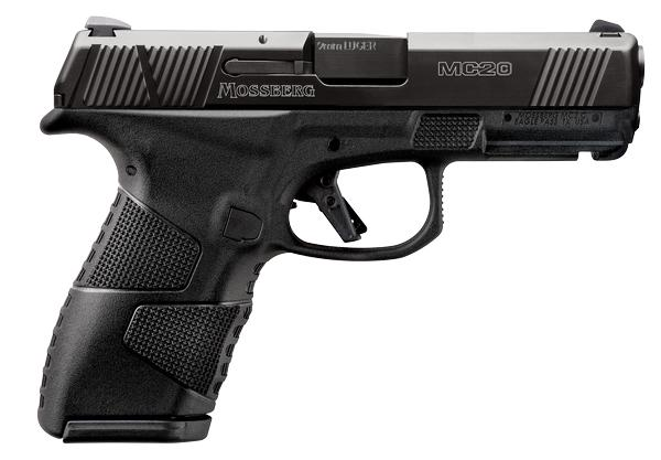 Mossberg MC-2 9mm 3.90