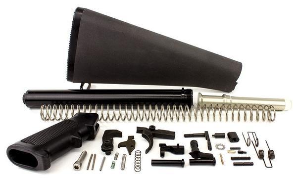 aero precision M5 rifle lower build kit