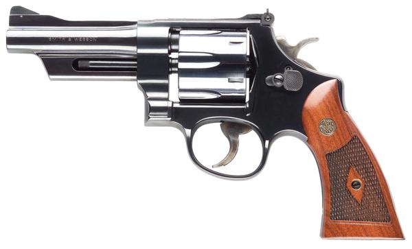 Smith & Wesson 27 Classic Single/Double 357 Mag 4