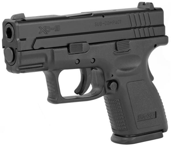 Springfield Armory XD Defender Sub-Compact 9mm 3