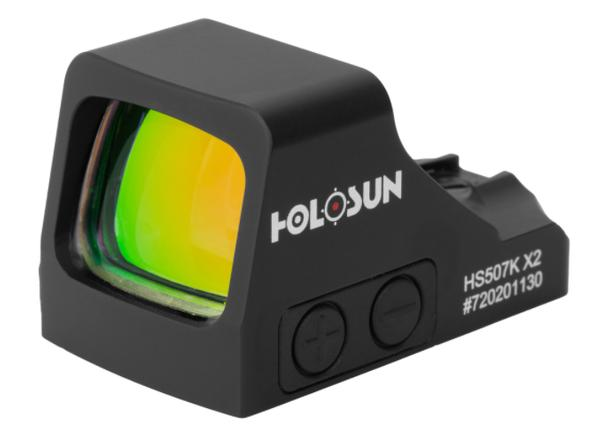 holosun 507k x2 red dot sight