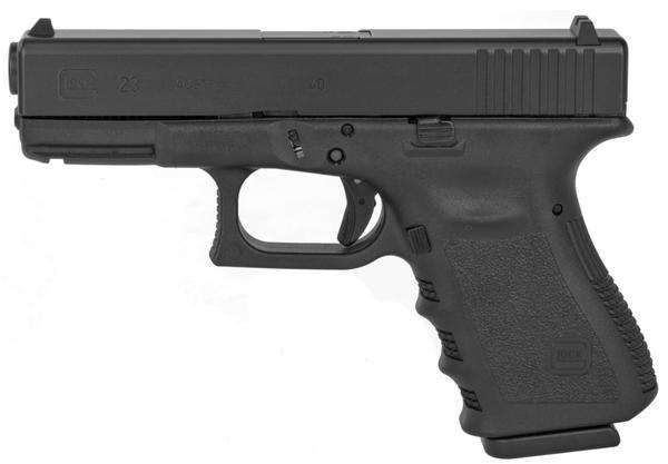 Glock 23 Gen3 40 S&W