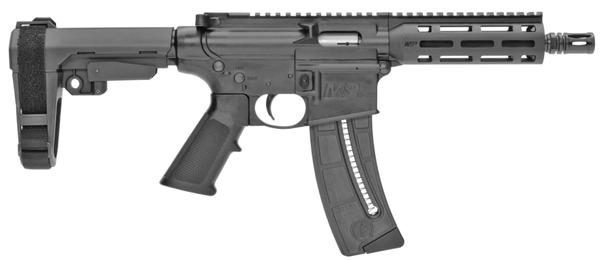 Smith & Wesson M&P15-22 Pistol 22 LR 8