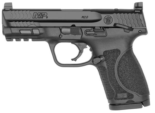Smith & Wesson M&P M2.0 Compact 9mm 4