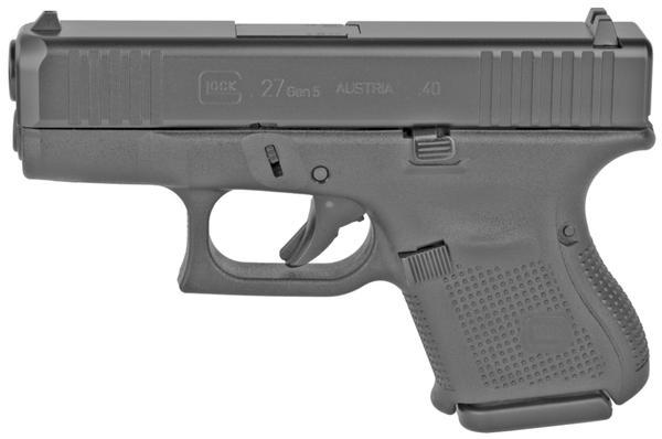 Glock 27 Gen 5 40 S&W 3.43