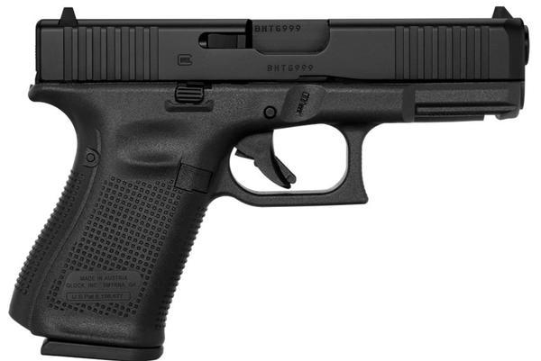 Glock 23 Gen5 40 S&W 13+1
