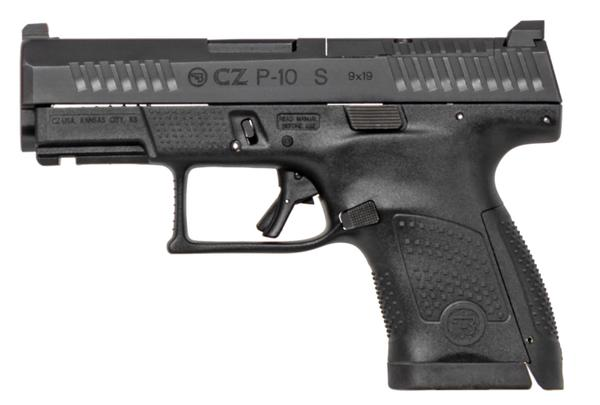 CZ P-10 USA Sub-Compact Optics Ready 9mm 3.50