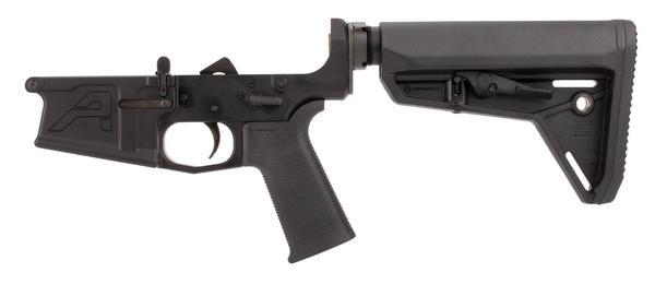 Aero Precision M5 Complete Lower Receiver MOE SL Grip & SL Carbine Stock