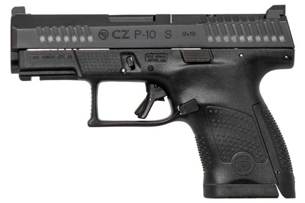 CZ P-10 S Optics Ready 9mm 3.50