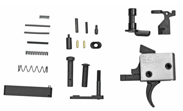 cmc triggers ar15 complete lower parts kit