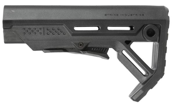Strike Industries Mod 1 Carbine Stock Mil-Spec Black