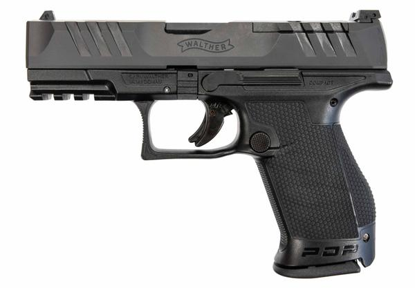 WALTHER PDP COMPACT OPTIC READY 9MM 4