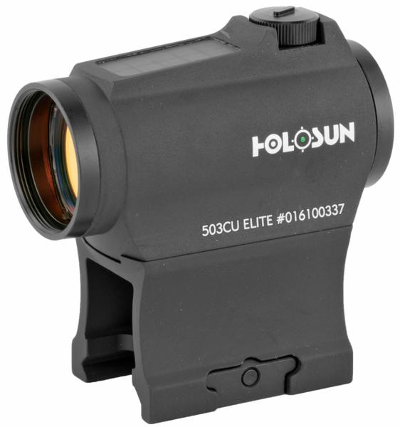 Holosun Elite Circle Green Dot Sight 2 MOA