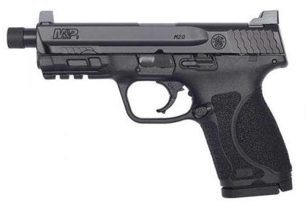 Smith & Wesson M&P9 M2.0 Compact 9mm Threaded Barrel 10 Round