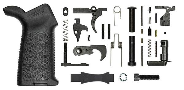 aero precision ar15/m4 enhanced lower parts kit