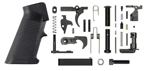 aero ar15 standard lower parts