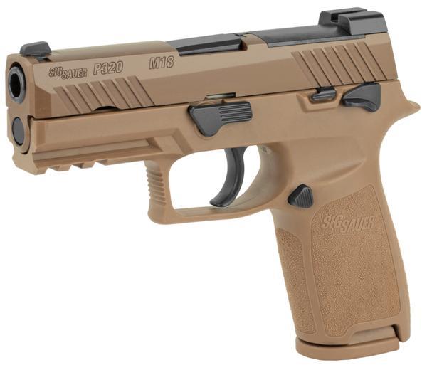 Sig Sauer P320 M18 9mm 3.90