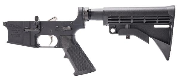 anderson manufacturing am-15 ar15 complete lower receiver