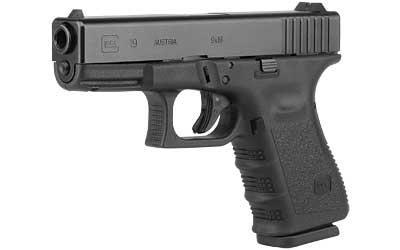 Glock 19 gen 3 9mm 15+1
