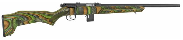 Savage Mark II Minimalist 17 HMR 10+1 18