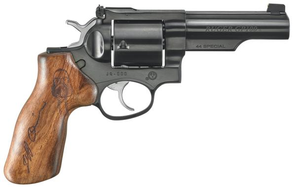 ruger gp100 jeff quinn memorial 44spl 4