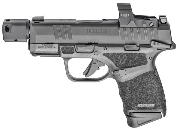 Springfield Armory Hellcat Micro-Compact RDP w/Hex Wasp 9mm