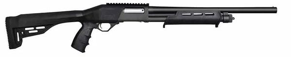 jts xp12pt tactical pump shotgun 12ga 18.5