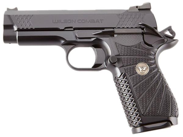 wilson combat edc x9 lightrail frame 9mm 15rd