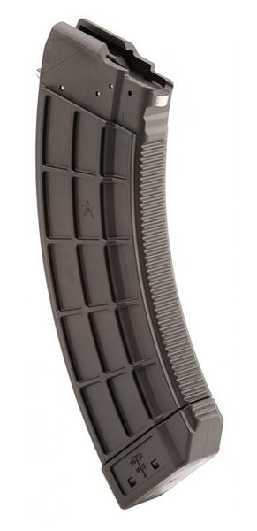 Century Arms US PALM AK 7.62X39 30 ROUND MAGAZINE BLACK SS LATCH