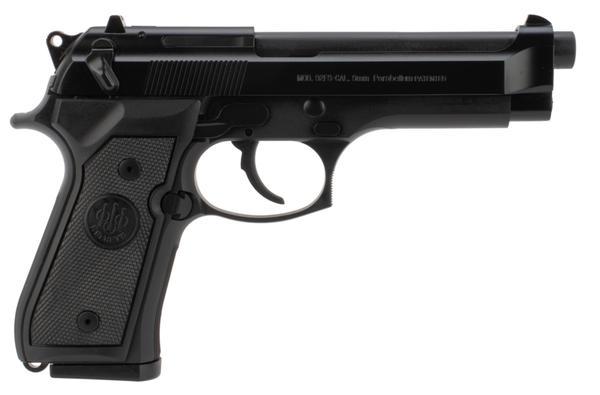 Beretta 92FS 9mm 10 Rd 4.9