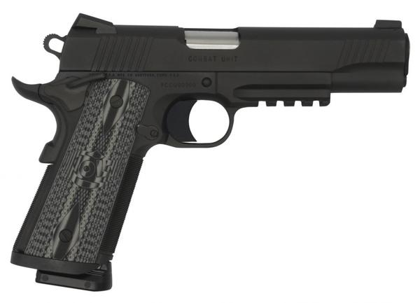 Colt Government Combat Unit w/Rail 45 ACP 5INCH 8+1