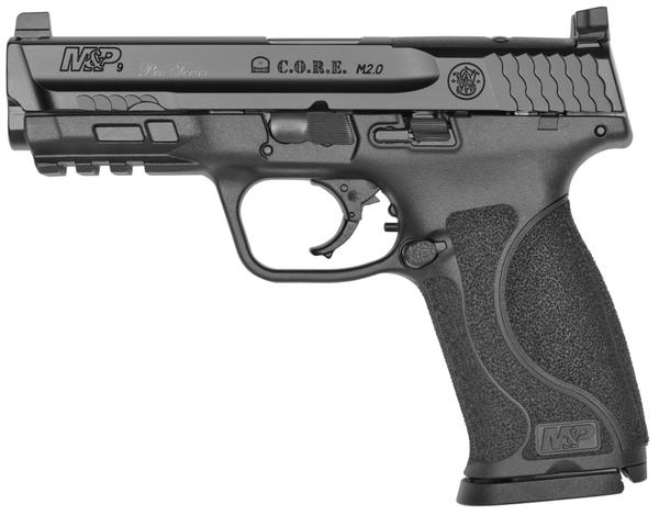 Smith & Wesson Performance Center M&P M2.0 CORE Pro 9mm 4.25