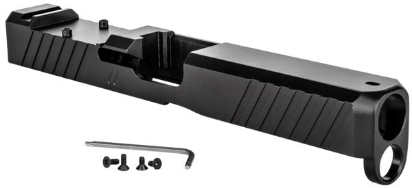 ZEV Duty RMR Stripped Glock 17 Gen5 Black