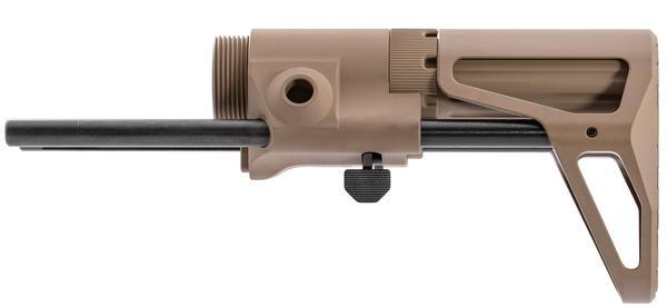 Maxim CQB Gen 7 AR-15 Stock 4 Position Collapsible FDE