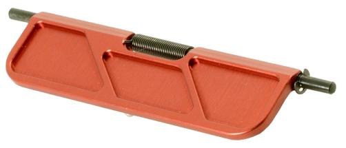 TIMBER CREEK BILLET Dust Cover AR15 Red