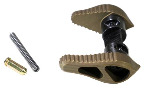TIMBER CREEK AR15 AMBIDEXTROUS Safety Selector 45/90 Degree BURNT BRONZE