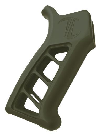 TIMBER CREEK Enforcer AR Pistol Grip OD GREEN
