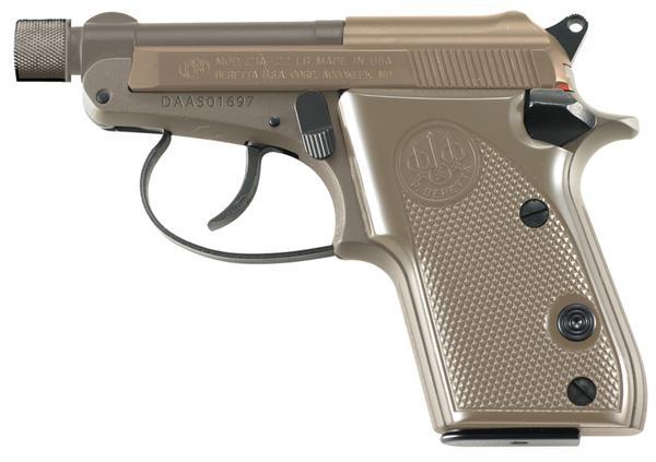 Beretta USA 21A Bobcat 22 LR 2.90