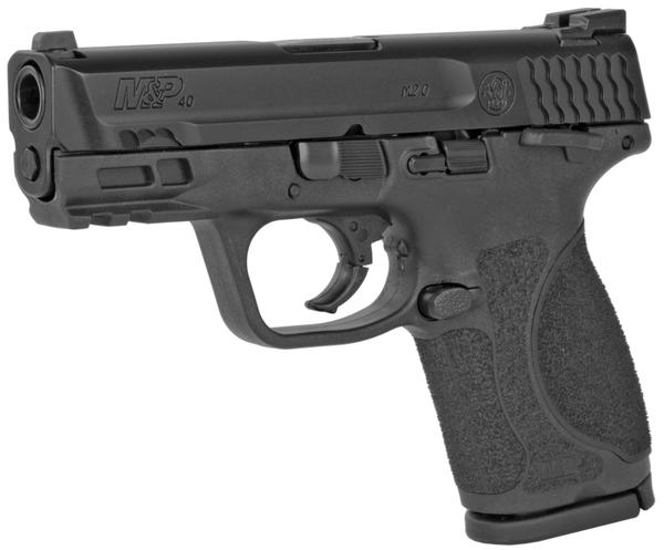 Smith & Wesson M&P M2.0 Compact 40 S&W 3.60